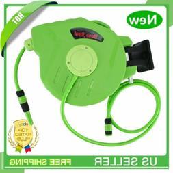 "1/2"" *65' 300PSI Retractable Air Compressor Hose Reel Auto R"
