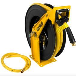 Dewalt 1/2 inch 50 feet Retractable Air Compressor Pneumatic