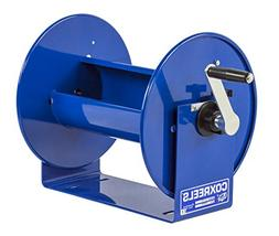Coxreels 117-5-100 Compact Hand Crank Hose Reel, 4,000 PSI,