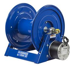 Coxreels 1125-4-100-E  Electric 12V DC 1/3HP Motor Rewind Ho