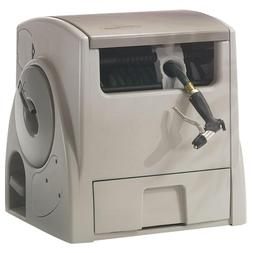 Suncast 100 ft. Powerwind Automatic Rewind Hose Reel