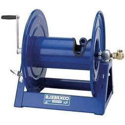 COXREELS 1125-5-100 Hose Reel, Hand Crank, 3/4 In ID x 100 F