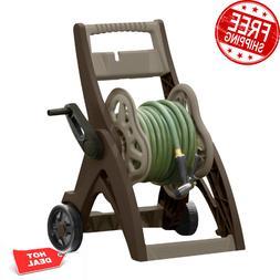 150 ft. Hose Reel Cart Garden Portable Storage Watering Hold