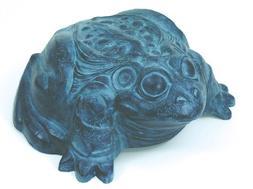 Emsco Group 1563 Darwood Frog Garden Hose Hider With Hose Re