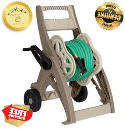 175-ft CART HOSE REEL Garden Water Outdoor Storage Durable W