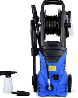 1800W 2030PSI Electric Pressure Washer Cleaner with Hose Ree