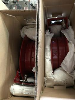 2 New ReelCraft Heavy Duty 82000 Hydraulic Hose Reel