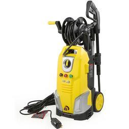 2000PSI 1.7GPM Electric Pressure Washer Quick Nozzle Hose Re