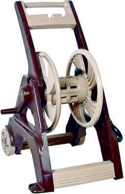 Ames 2385580 ReelEasy Hose Cart Reel, 175-Feet Hose, Tan and