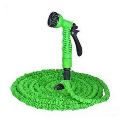 25/50/75/100 Feet Car watering flexible Expandable Garden Ho