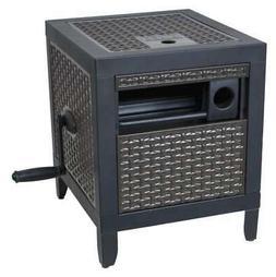 AMES 2519500 NeverLeak Metal Hose Cabinet with Auto-Track Ho