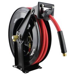 Milton 2780-50D - Steel Dual Arm Auto-Retractable Air Hose R