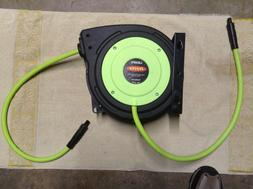 30 ft retractable air hose reel by Legacy never used L8230FZ