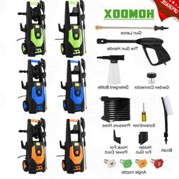 3500 PSI 2.8 GPM Electric Pressure Washer Spray Gun Cleaning