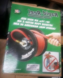 Rapid Reel 50' Air Hose Reel - Mo. # AR050-1 - NIB - New in