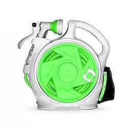 Kapler 50' Retractable Hose Reel 4 Colors Wall Mount Mini&Co