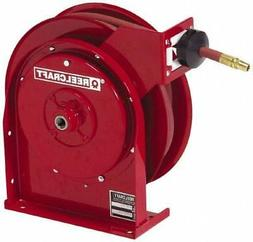 Reelcraft 50' Spring Retractable Hose Reel 300 psi, Hose Inc