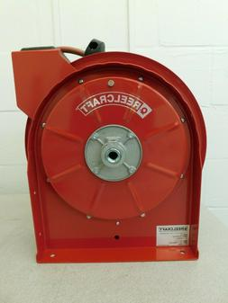 Reelcraft 50' Spring Retractable Hose Reel 300 psi Hose Incl