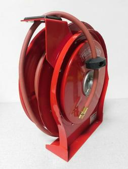 "REELCRAFT 5650 OLP 3/8"", 50 ft. Spring Return Hose Reel, 300"
