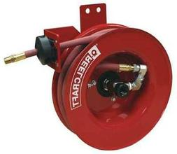 REELCRAFT 5650 OLPSMR Spring Return Hose Reel, 3/8 in Hose D