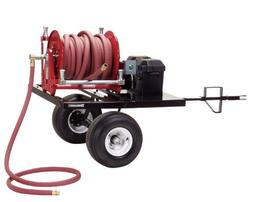 Reelcraft 600911 Hose Reel Trailer Package