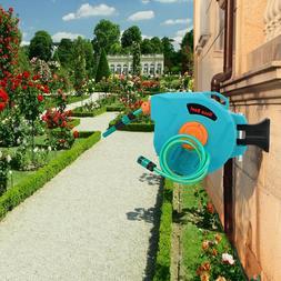 65FT Auto Rewind Retractable Hose Reel Garden Water Hose Ree