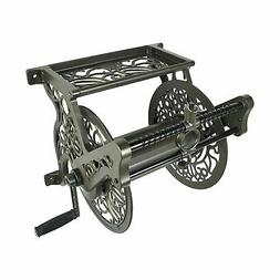 Liberty Garden Products 707 Decorative Wall Mount Garden Hos