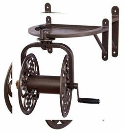 Liberty Garden Products 710 Navigator Rotating Hose Reel, Ho