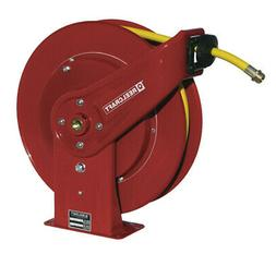 REELCRAFT 7850 OLPSW57 1 Wall Mount Hose Reel, Steel, 10 In.