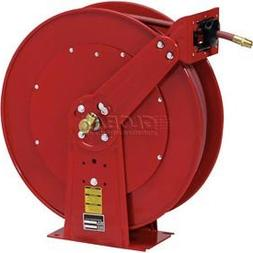 "Reelcraft 82100 OLP 1/2"" x 100' Spring Retractable Hose Reel"