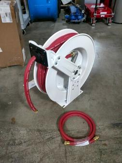 REELCRAFT 83075 OLP95 Wall Mount Hose Reel Steel 10 In. Dia.