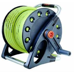 Claber #8884 Aquapony Compact Garden Hose Reel with 50-Feet