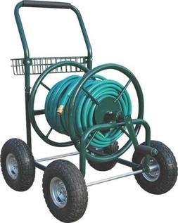 Vulcan 8952038 Garden Water Hose Reel Estate Wagon Wheel New