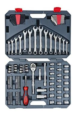 Apex CTK128MP2 Crescent Mechanics Tool Set