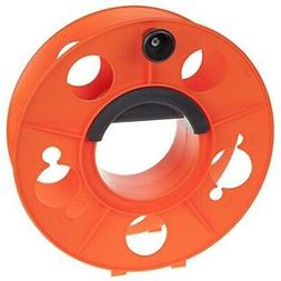 Bayco KW-130 Cord Storage Reel with Center Spin Handle, 150-