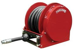 "Reelcraft FSD14035 OLP Spring Retractable Fuel Hose Reel, 1"""