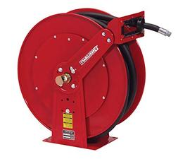 Reelcraft FD84035 OLP Spring Retractable Fuel Hose Reel, 1""