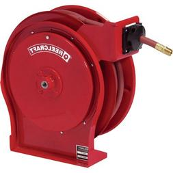 Reelcraft Air/Water Hose Reel With Hose - 3/8in. x 50ft. Hos
