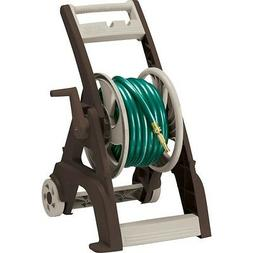 Ames 2385580 ReelEasy Hose Cart Reel, 175-Feet Hose, Tan and