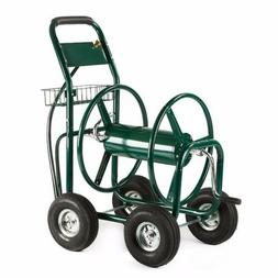 ALEKO Categories GHRC400 Heavy Duty Hose Reel Cart Industria