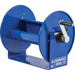 Coxreels Compact Hand-Crank Reel- With Viton Seals, Holds 50