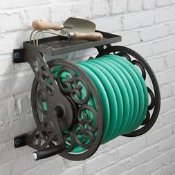 Liberty Garden Decorative Hose Reel - Steel
