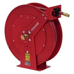 Reelcraft Dual Pedestal Air/Water 3/4 in. Hose Reel