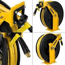 "DeWalt DXCM024-0344 Double Arm Hose Reel with 1/2"" x 50'"