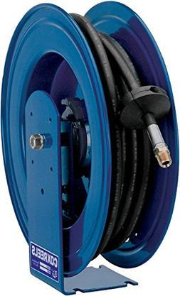 Coxreels E-LP-430 Spring Rewind Enclosed Cabinet Hose Reel f