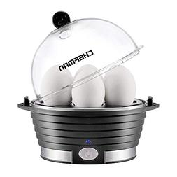 Chefman Electric Egg Cooker/Boiler, Rapid Egg Maker, Counter