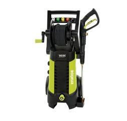 Electric Pressure Washer Hose Reel Powerful Heavy Duty Trail