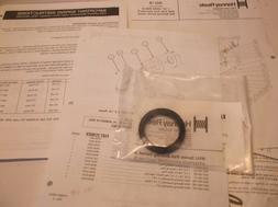 Hannay Reels EP16 Swivel Joint W/ Hose Reel & Swivel Parts D