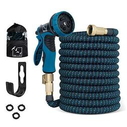 LifebeFree Expandable Garden Hose 100 ft, All New Upgraded,