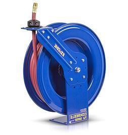 """Coxreels EZ-SH-450 EZ-Coil Air/Water Hose Reels, 1/2"""" Hose I"""